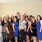 Tom Hiddleston Group photo