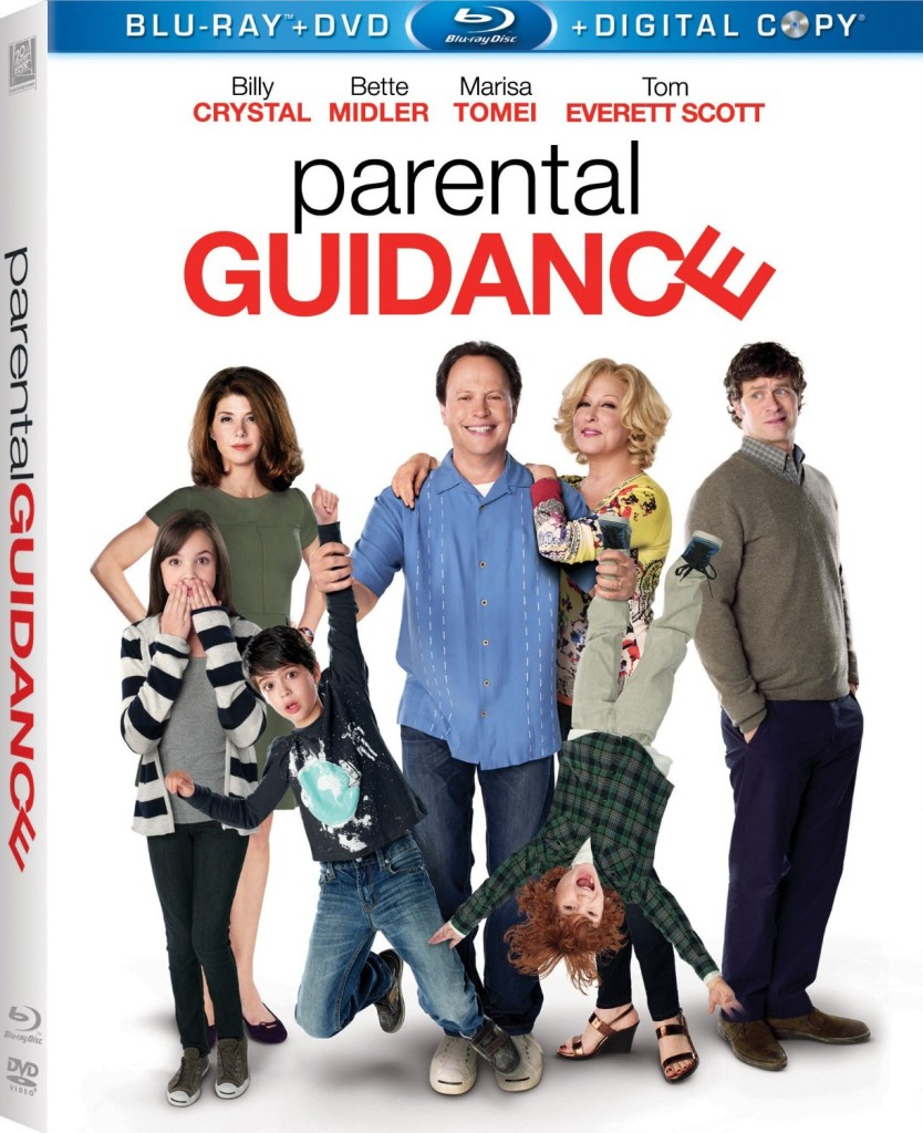 #Movie Review - Getting Parental Guidance from Billy Crystal and Bette Midler - 2 Kids and a Coupon