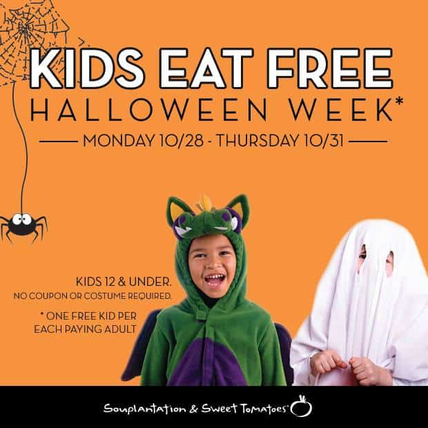 Halloween Freebies & Coupons