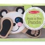 Melissa and Doug Peek-a-Boo Panda Baby Toy Just $3.48 on Amazon