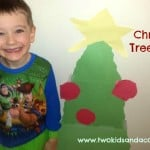 Christmas Tree Craft Ideas