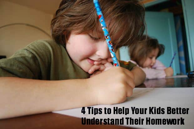 Help Your Kids With Their Home Homework