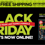JC Penney Black Friday Sale