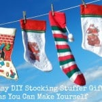 DIY Stocking Stuffer Ideas