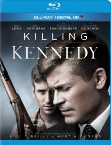 Killing Kennedy on Blu-ray