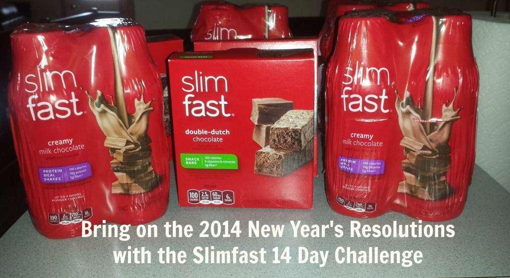 Slimfast 14 Day Challenge