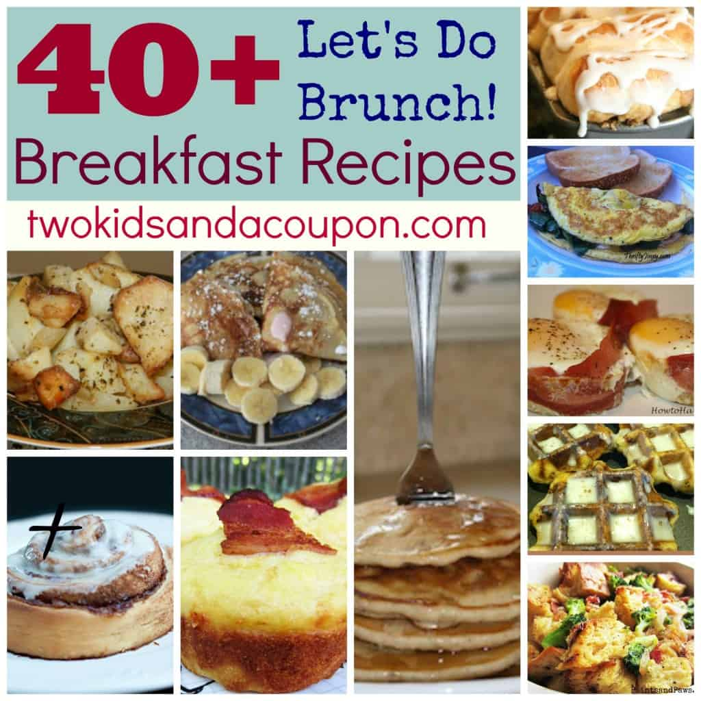 Breakfast Recipe Ideas