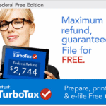 Free Turbo Tax filing