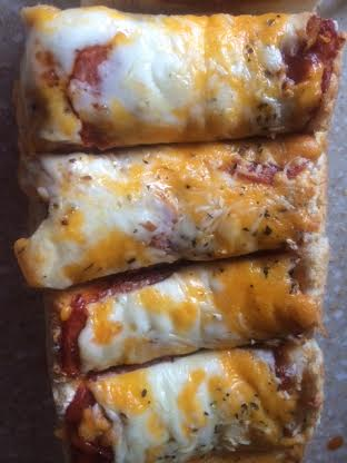 French Bread Pizza Bites 2
