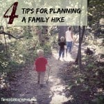 How to plan a family hike