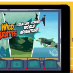 New Wild Kratts App
