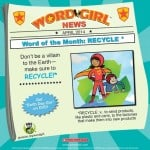 wordgirl Earth Day Special