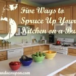 How to fix up your kitchen