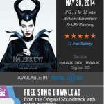Maleficent Tickets