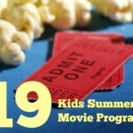 Kids Summer Movie Programs