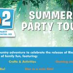 Rio2 Summer Party Tour