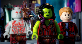 LEGO Guardians of the Galazy