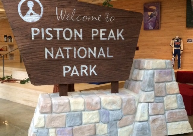 Planes Fire and Rescue Piston Peak National Park