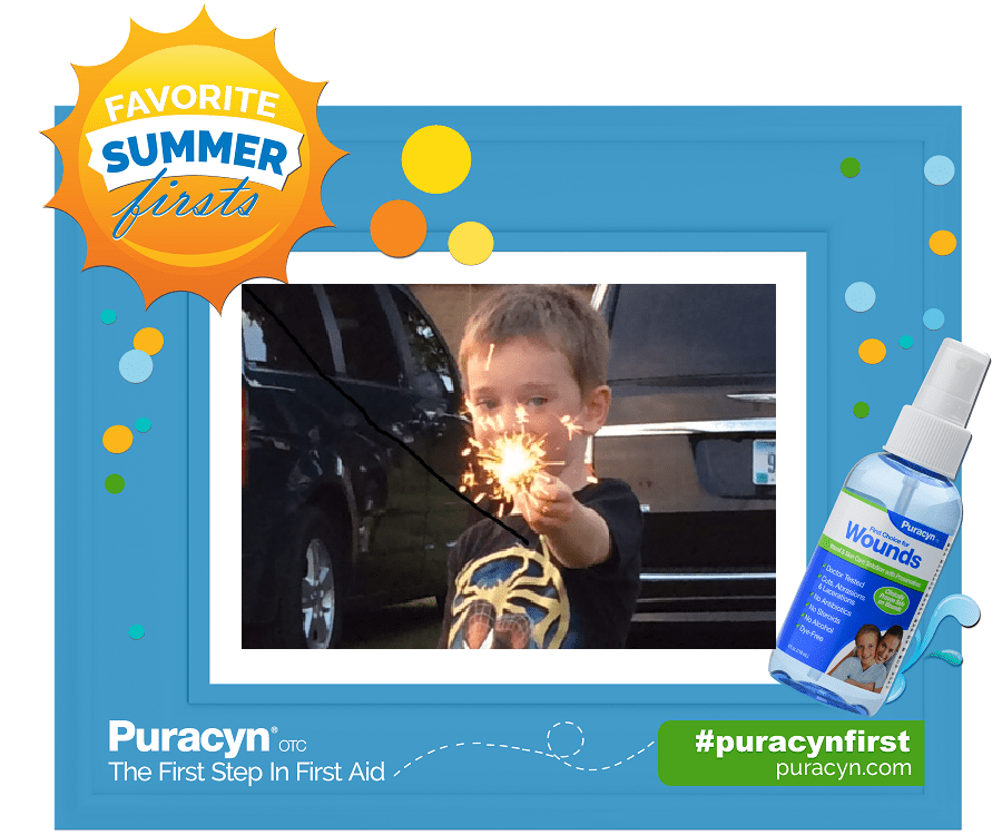 3 Summer First Aid Tips for Families - #PuracynFirst #Sponsored - Two Kids and a Coupon