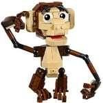 Free LEGO monkey buidling event