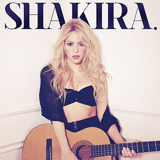 Free Shakira Album Download