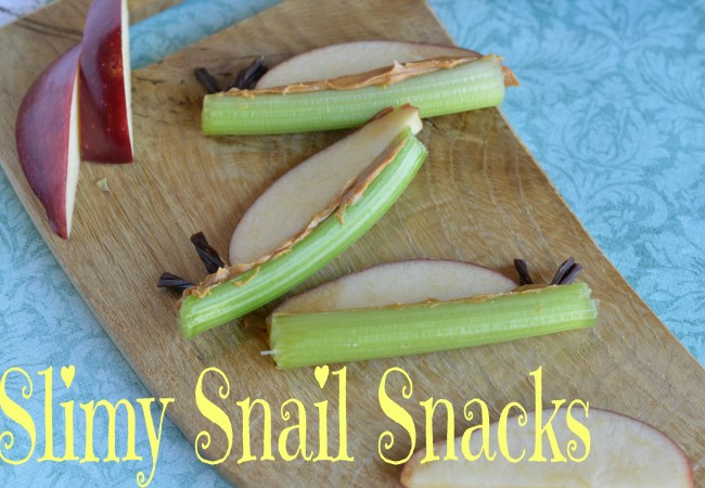 Slimy Snail Snacks