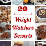 Weight Watchers Desserts 1
