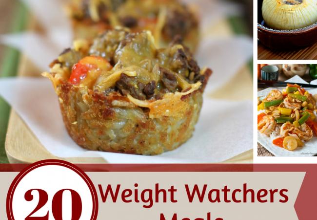 Weight Watchers Meals 1