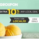 groupon coupon code