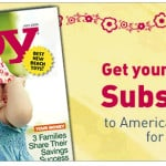 Free Subscription for American Baby Magazine