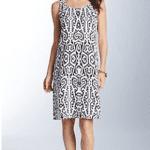linen dress from j.jill