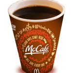 Free Coffee at McDonalds