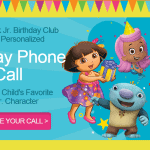 Free birthday call