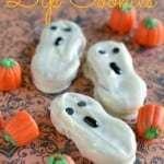 Ghost Dip Cookies