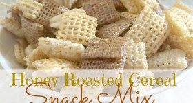 Honey Chex Mix