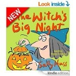 Free Kid's Halloween Kindle Book – The Witch's Big Night