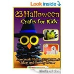 Free Kids Halloween Crafts eBook Download