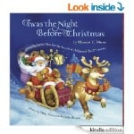 Free Kids Kindle eBook Download of Twas The Night Before Christmas
