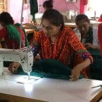 Teaching Women to Stitch Up Success With #5by20 in #India