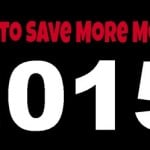 5 Ways to Save More Money in 2015