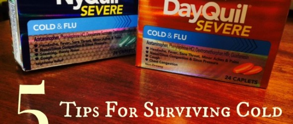Tips for Surviving Cold and flu season