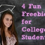 Freebies for college students