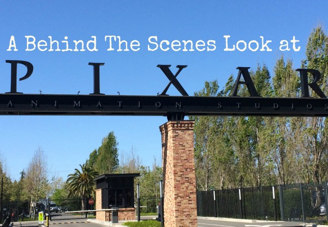 Pixar Studios Behind the Scenes