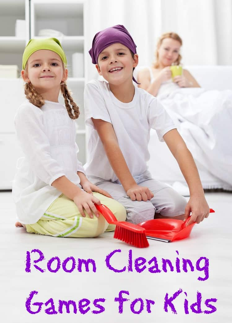 How to Get Kids to Clean Rooms