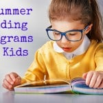9 Kids Summer Reading Programs