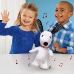Dancing Snoopy Doll