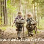 Nature activities for kids