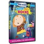 Peg Rocks on DVD