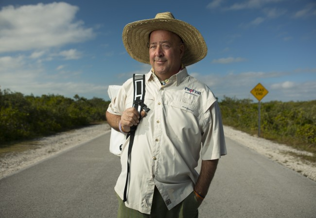 Andrew Zimmern Big Country