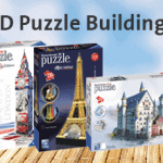 Product Testers Wanted for Amazing 3D Ravensburger Puzzles